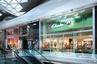 The Clarks store in Westfield London