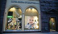 Benetton, which has 6,500 stores worldwide, was one of the first western brands to enter Russia when it launched there in 1992. It now has 108 stores in the country.