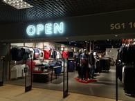 JD Sports Fashion\'s new value menswear fascia Open makes its debut