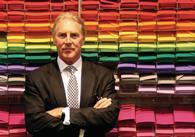 Paperchase boss Timothy Melgund is keen to retain his stake in the business