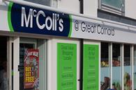 McColl's said it made good progress in its third quarter to May 26 as total sales jumped 4.3 per cent.