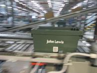 John Lewis said its systems stood up to the challenge of unprecedented Black Friday online orders