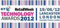 Retail Week Technology Awards 2012