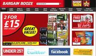 Bargain Booze owner Conviviality Retail has posted surging full-year profits despite a fall in sales due to store closures.