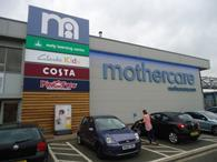 Mothercare intends to improve its stores