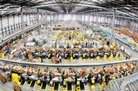 Amazon\'s fulfillment centre in Hemel Hempstead