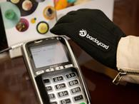 Barclaycard has developed a glove for contactless payments
