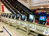 Tesco is trialling slimline checkouts
