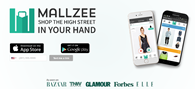 Mallzee, the personalised shopping app dubbed the 'Tinder of fashion', has secured £2.5m in funding from backers including Royal Mail.