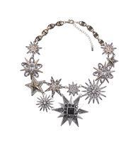 Accessories always make a big impact during the party season and continue to be a big part of retailers\' Christmas collections. Marks & Spencer will make necklines sparkle with this M&S Collection star necklace (£29.50).
