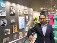 Oasis chief operating officer Hash Ladha discusses the flagship store overhaul