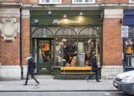 Nigel Cabourne, Henrietta St, Covent Garden