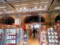 Foyles recorded a sales surge following Super Thursday