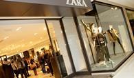 Pilot Zara store at Inditex\'s headquarters