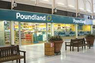 Poundland revealed a record Christmas partly driven by the broadening appeal of the value retailer's offer as it served more customers than ever before.