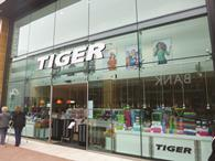 Dutch value retailer Tiger is preparing to open four new stores in the South of England and three elsewhere in the UK.