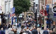 """Retail industry leaders have unveiled a five-year strategy to """"reinvigorate"""" UK high streets with a host of digital schemes"""