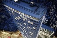 Work is underway to create a host of retail units at London\'s iconic Centre Point