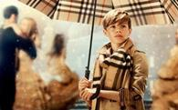 Burberry full-year profits have risen but it expects foreign exchange movements to hit next year\'s profits
