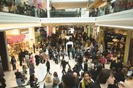 Retail sales in December jumped 4.3% compared to the previous year, according to results from the ONS.