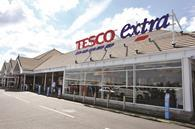 "Tesco's UK brand is ""tarnished"" with customers dissatisfied with service at the Britain's largest grocer, a new survey showed."