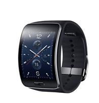 Samsung\'s new Gear S smartwatch does not need to hook up to a smartphone via 3G