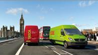 Courier firm Yodel is hiring almost 7,000 new drivers as it gears up to deal with increased demand during the Christmas period.