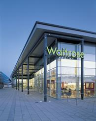 Waitrose competes in the tough grocery industry