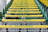 Morrisons has removed locks from its trolleys in a bid to improve the customer offer