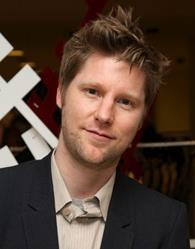 Burberry\'s new boss Christopher Bailey