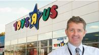 Roger McLaughlan has resigned from Toys R Us