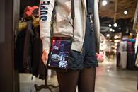 Superdry has introduced iPads across all its stores