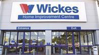 Wickes sales rose