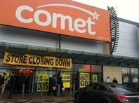 The Comet administration in 2012 cost 6,000 staff their jobs.