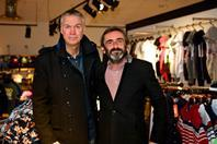 New SuperGroup boss Euan Sutherland vowed to make it a global success as the retailer allayed fears that COO Susanne Given would feel snubbed by the appointment