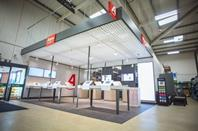 An Argos concession in Homebase\'s Newmarket store