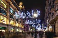 Spain\'s retail scene is bouncing back from the economic downturn and, as Christmas approaches, is firmly established as a retail destination.
