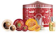 The Body Shop has a traditional music box on offer filled with beauty goodies to make it a perfect gift.