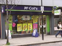 McColl\'s chairman John Coleman has stepped down