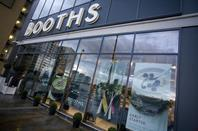 Booths is offering nationwide delivery of Christmas products this year