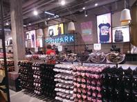 This fledgling store is that at 18,000 sq ft it is much smaller than would normally be expected of a new Primark.