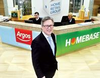 Terry Duddy is moving on from Home Retail Group after 15 years