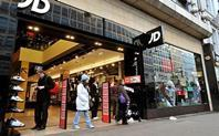JD Sports chief executive Barry Bown departed on Friday