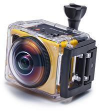 Despite the mobile phone often replacing the camera as the picture-snapper of choice for today's holidaymaker, Argos is tempting thrill-seekers with a Kodak SP360 extreme action camera (£338.99) this Christmas. It claims to be the world's first-ever 360 d