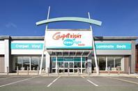 Carpetright has posted total sales up 5.2 per cent in the 13 weeks to July 26.