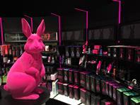 Ann Summers' new format stores feature props that pay homage to its successful Rampant Rabbit toys.