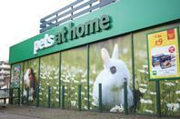 Pets at Home like-for-likes grow by 4.1% during first quarter