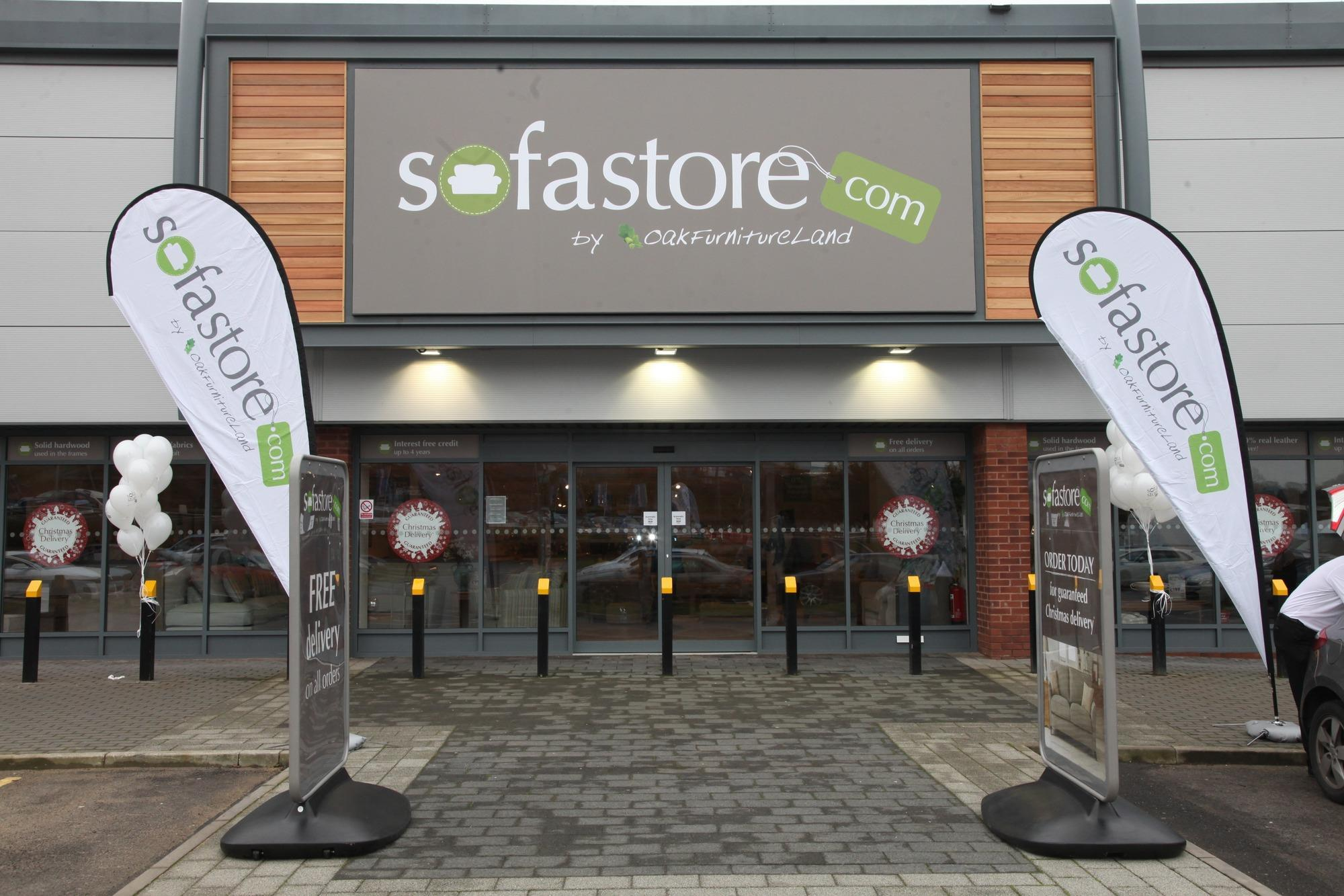 Oak Furniture Land To Open 57 Sofa Showrooms By Boxing Day | News | Retail  Week