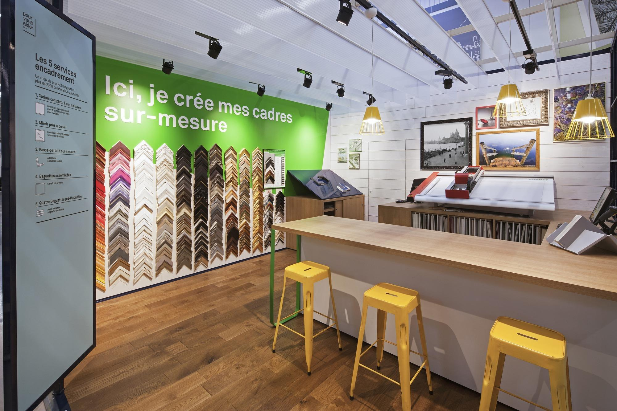 Delightful Ouverture Leroy Merlin Nice #3: Store Of The Week: Leroy Merlin, Le Havre, France   Store Gallery   Retail  Week