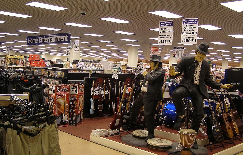Trago Mills The Country S Quirkiest Retail Destination
